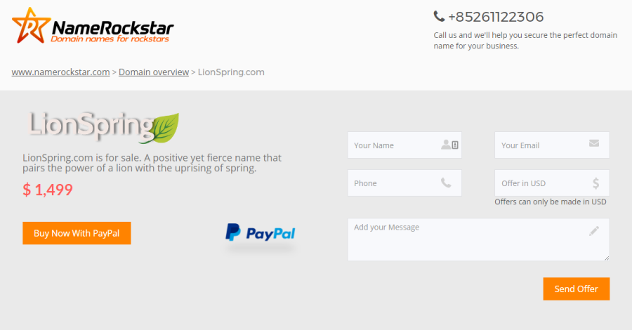 PayPal Efty integration 2