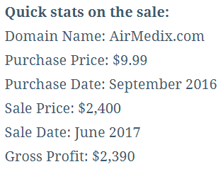 Behind The Sale AirMedix