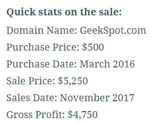 GeekSpot sale